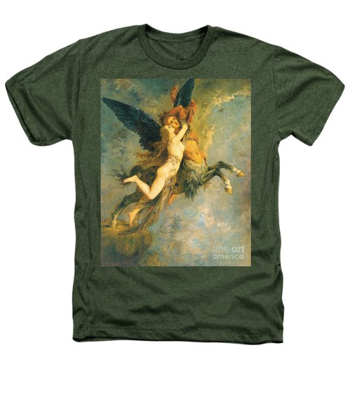 The Chimera Heathers T-Shirt by Gustave Moreau