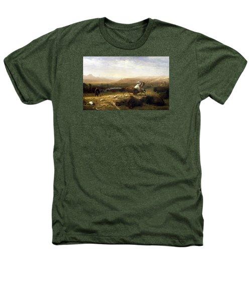 The Last Of The Buffalo  Heathers T-Shirt