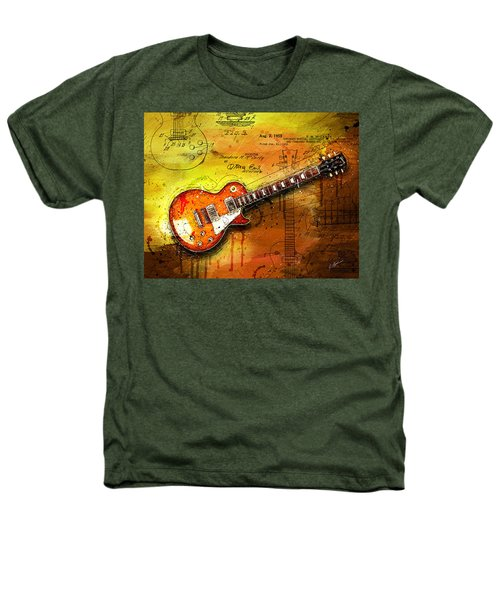55 Sunburst Heathers T-Shirt by Gary Bodnar