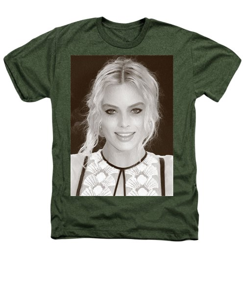 Actress Margot Robbie Heathers T-Shirt by Best Actors