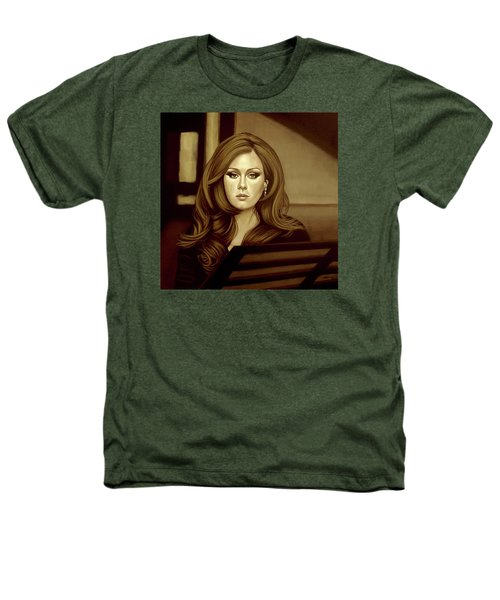 Adele Gold Heathers T-Shirt