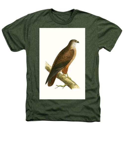 African Buzzard Heathers T-Shirt by English School