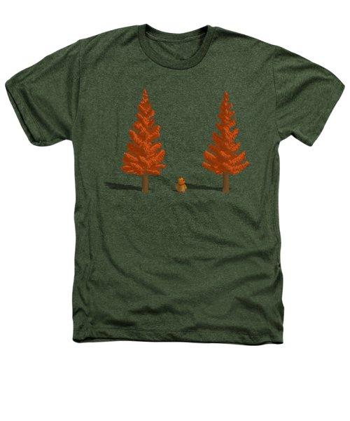 Among The Giants Heathers T-Shirt