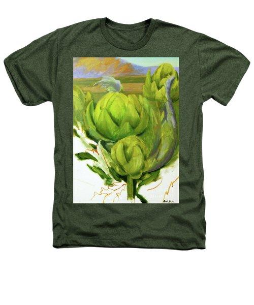 Artichoke  Unfinished Heathers T-Shirt