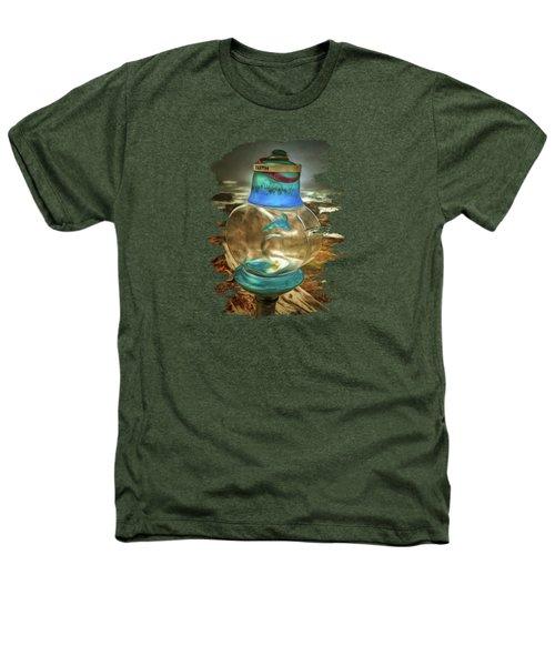 Beach Treasures - Faith Heathers T-Shirt by Thom Zehrfeld