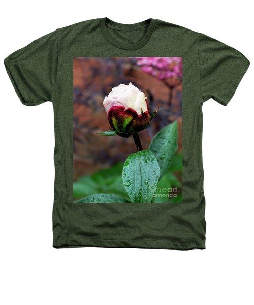 Awakening Heathers T-Shirt by Gillian Singleton