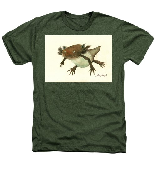 Axolotl Heathers T-Shirt