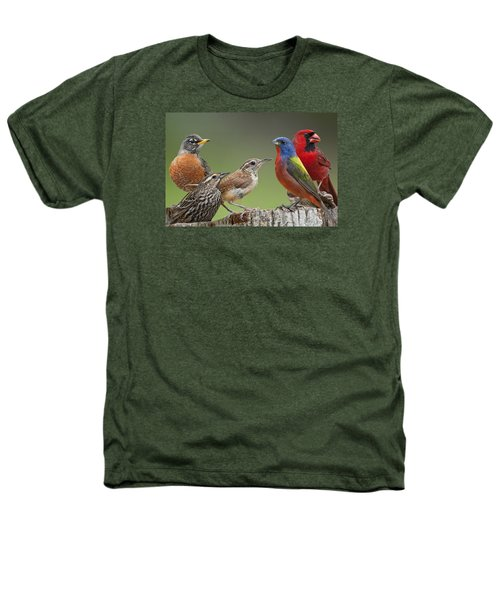 Backyard Buddies Heathers T-Shirt