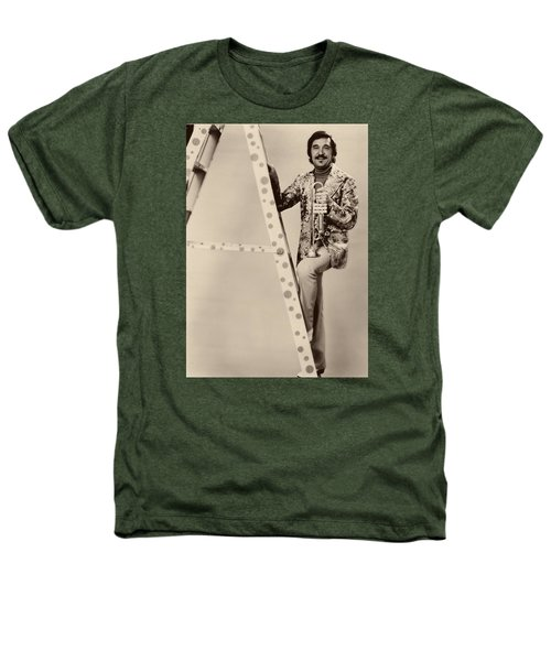 Band Leader Doc Serverinsen 1974 Heathers T-Shirt by Mountain Dreams