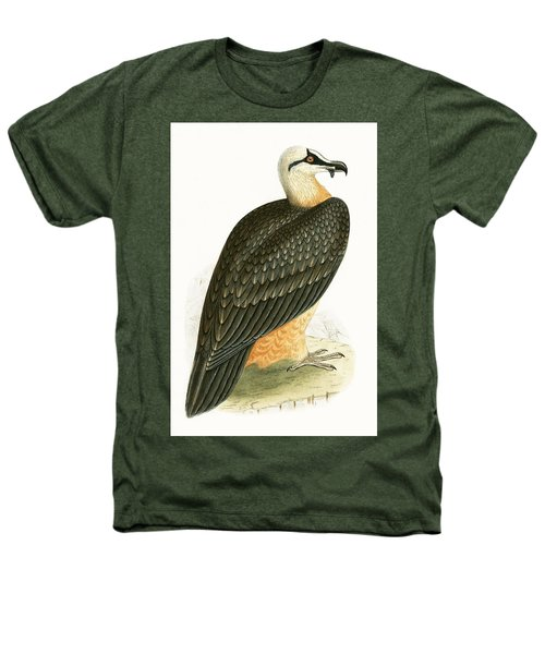 Bearded Vulture Heathers T-Shirt by English School