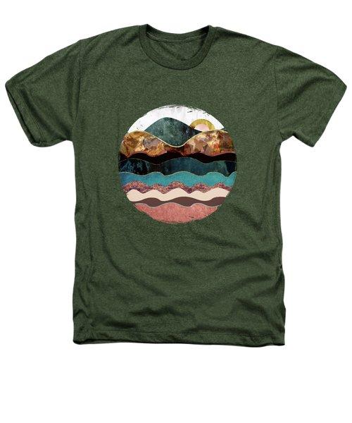 Blush Moon Heathers T-Shirt