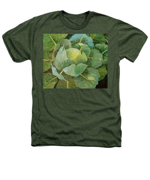Cabbage Heathers T-Shirt by Jennifer Abbot
