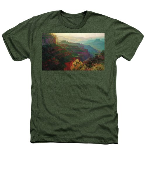Canyon Silhouettes Heathers T-Shirt