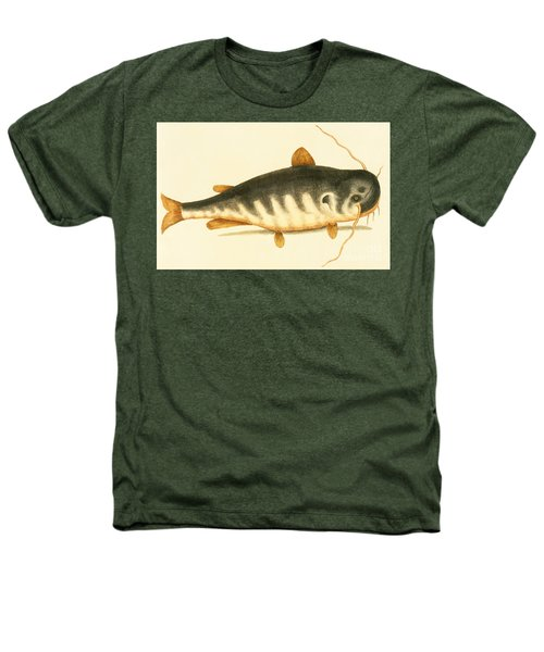 Catfish Heathers T-Shirt by Mark Catesby