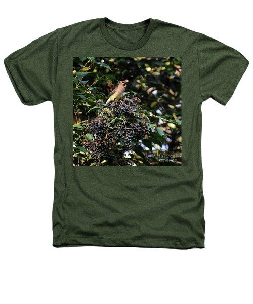 Cedar Wax Wing Heathers T-Shirt