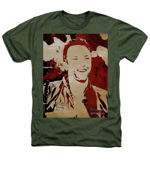 Chris Martin Coldplay Heathers T-Shirt