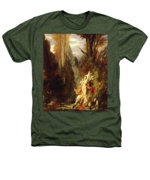 Dejanira  Autumn Heathers T-Shirt by Gustave Moreau