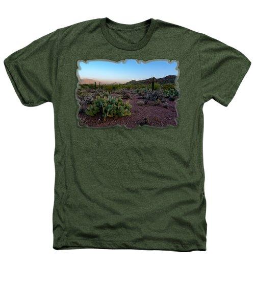 Desert Foothills H29 Heathers T-Shirt