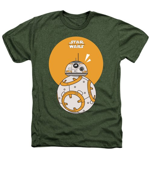 Dotted Starwars Heathers T-Shirt by Mentari Surya
