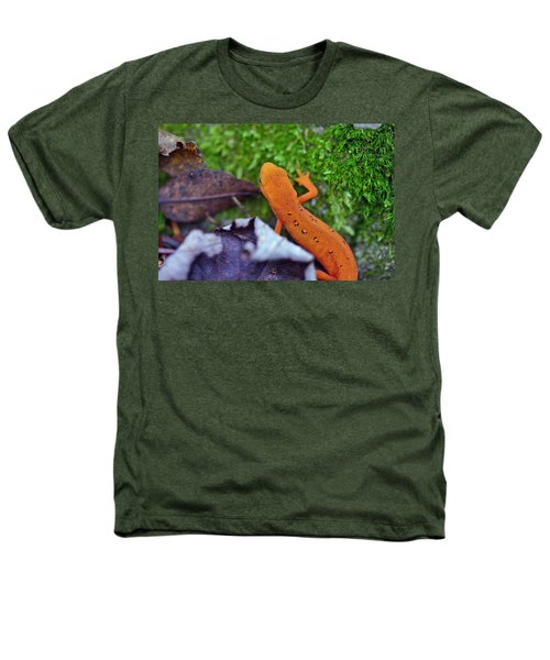 Eastern Newt Heathers T-Shirt