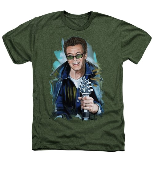 Eddie Van Halen Heathers T-Shirt