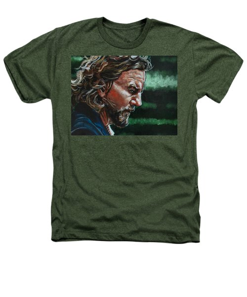 Eddie Vedder Heathers T-Shirt by Joel Tesch