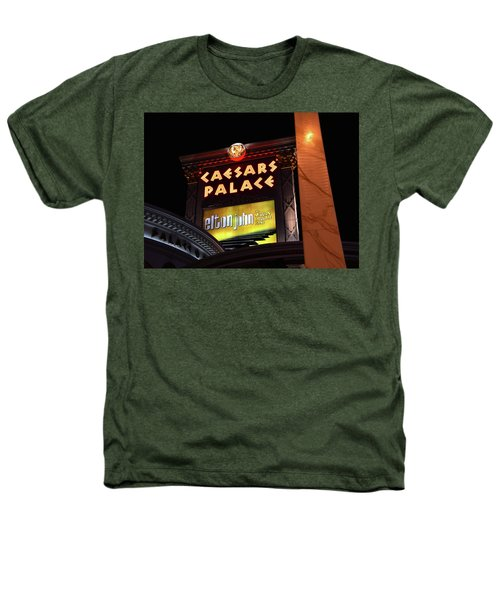 Elton John At Caesars Palace 2011 2018 Heathers T-Shirt