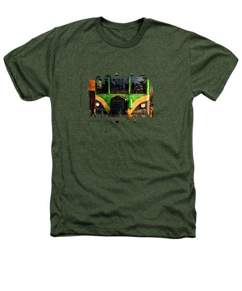 Galloping Goose Heathers T-Shirt by Thom Zehrfeld