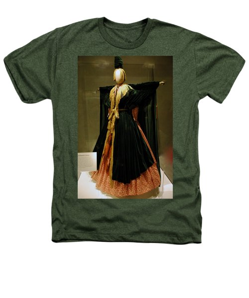 Gone With The Wind - Carol Burnett Heathers T-Shirt by LeeAnn McLaneGoetz McLaneGoetzStudioLLCcom