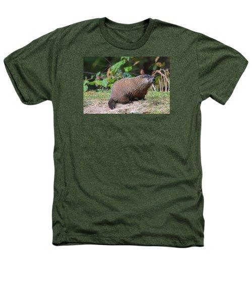 Groundhog  0590 Heathers T-Shirt by Jack Schultz