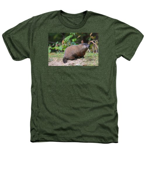 Groundhog  0590 Heathers T-Shirt
