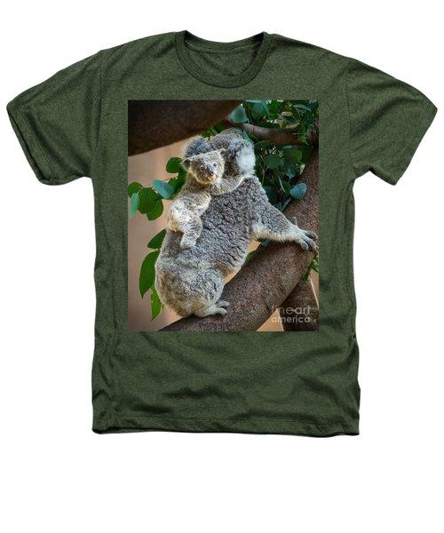 Hanging On Heathers T-Shirt by Jamie Pham
