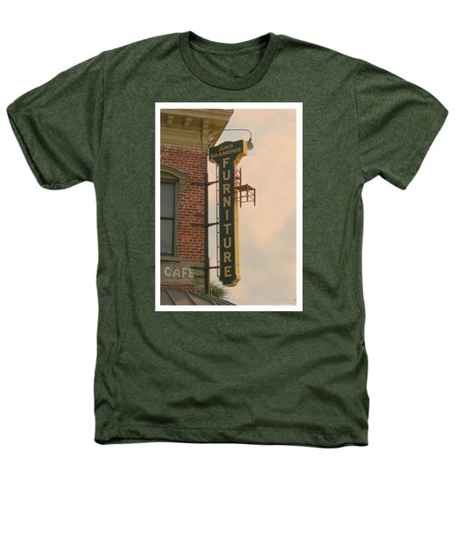 Juan's Furniture Store Heathers T-Shirt by Robert Youmans