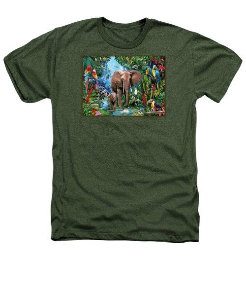 Jungle Heathers T-Shirt