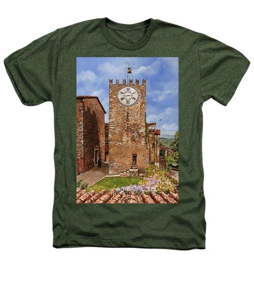 La Torre Del Carmine-montecatini Terme-tuscany Heathers T-Shirt