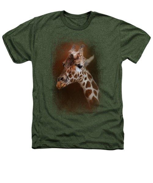 Long Neck Heathers T-Shirt
