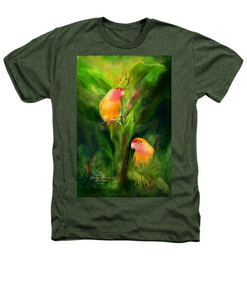 Love Among The Bananas Heathers T-Shirt