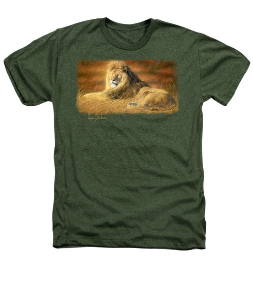 Majestic Heathers T-Shirt by Lucie Bilodeau