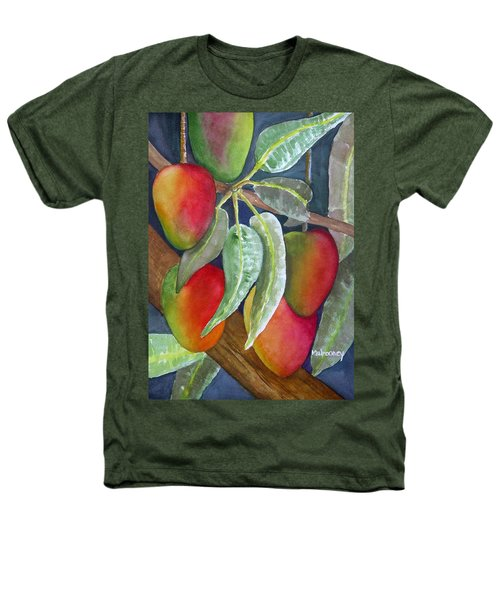 Mango One Heathers T-Shirt