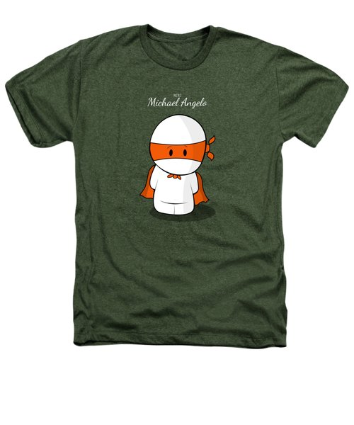 Mini Super Hero Heathers T-Shirt