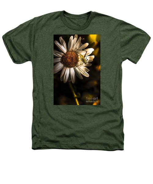 Nature Fine Art Summer Flower With Insect Heathers T-Shirt
