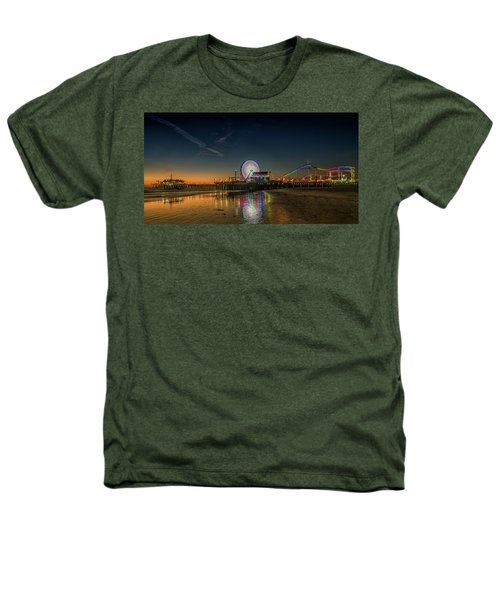 Night At The Pier Heathers T-Shirt