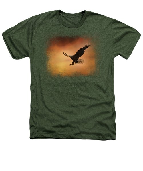 No Fear Heathers T-Shirt by Jai Johnson