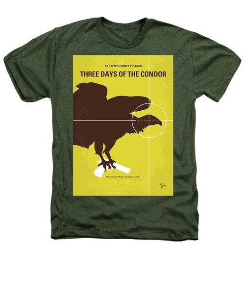 No659 My Three Days Of The Condor Minimal Movie Poster Heathers T-Shirt