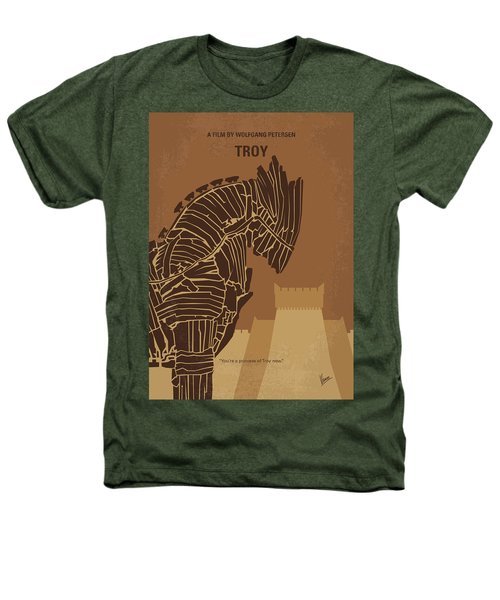 No862 My Troy Minimal Movie Poster Heathers T-Shirt