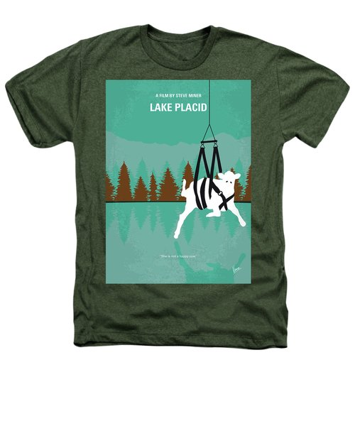 No944 My Lake Placid Minimal Movie Poster Heathers T-Shirt