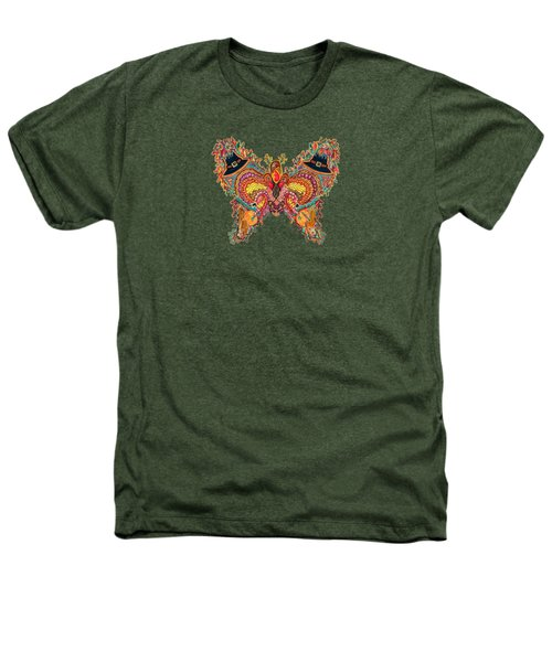 November Butterfly Of The Month Heathers T-Shirt