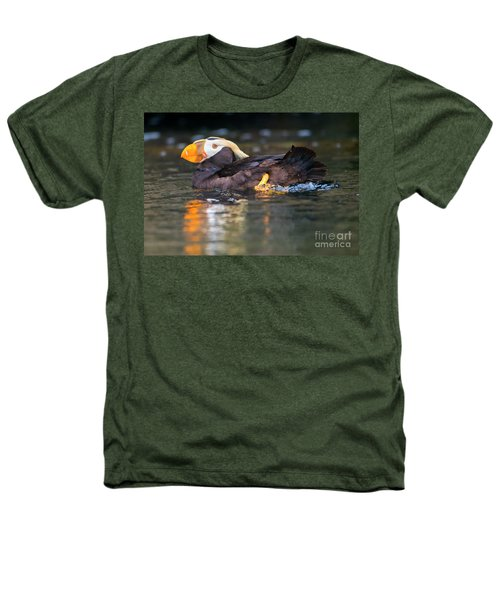 Paddling Puffin Heathers T-Shirt