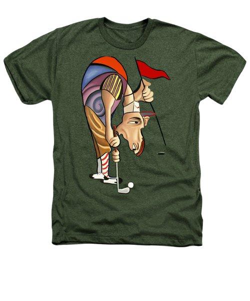 Par For The Course T-shirt Heathers T-Shirt