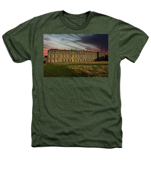 Petworth House Heathers T-Shirt by Martin Newman